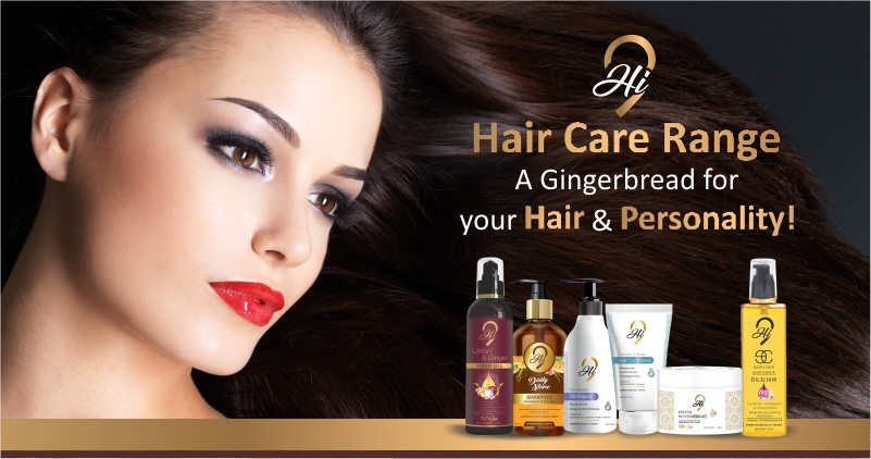 Hi9 Hair Care Range – A Gingerbread For Your Hair And Personality!