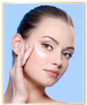 Take adequate of the cream/gel and apply uniformly on cleansed face & neck.