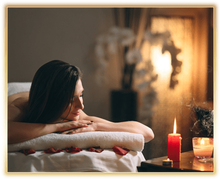 Massage gently till it is absorbed completely.