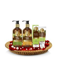 Gentle Hair, Body & Face Care Combo